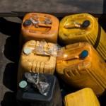 Patru tineri au fost identificați de polițiști după ce au sustras 150 litri de motorină la Șugag