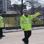 Acțiune de prevenire a accidentelor rutiere organizată de poliţiştii Serviciului Rutier Alba în Sebeș și Cugir