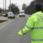 Un bărbat din Sebeș este cercetat penal pentru conducerea unui autoturism cu număr de înmatriculare fals