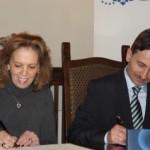 Un nou acord de cooperare între judeţul Alba şi Adunarea Regiunilor Europene a fost semnat astăzi la Alba Iulia