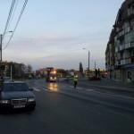 O tânără a fost accidentată grav, astăzi, pe o trecere de pietoni situată pe strada Lucian Blaga din Sebeș