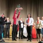 """Marele Premiu la Festivalul Naţional de Teatru """"Catharsis"""" a fost câștigat de trupa """"Colb""""din Sebeş"""