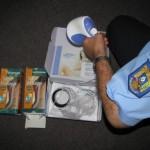 Un comerciant din Timișoara s-a ales cu amendă și marfa confiscată la Petrești