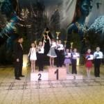 Tinerii dansatori de la Clubul de Dans Sportiv Fantasy Dance din Sebeş sunt din nou pe podium