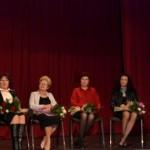 Ieri seară la Sebeș, doamnele de excelenţă din Alba au fost premiate pentru promovarea culturii judeţului în ţară şi străinătate