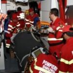5 persoane au fost transportate la spital în urma unui accident rutier petrecut astăzi la Petrești