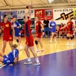 A 12-a victorie la rând pentru echipa lui Weber: HC Alba Sebeş – Naţional Rm. Vâlcea 24-21 (13-10)