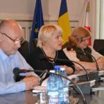 """Lucia Varga, ministrul delegat al Apelor şi Pădurilor: """"Realitatea în Alba este mai gravă decât îmi puteam imagina"""""""