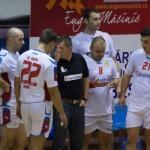 """Baraj de promovare la handbal masculin în Sala """"Florin Fleşeriu"""" din Sebeș"""