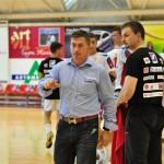 A treia victorie consecutivă a Voinţei Savini Due Sebeș în cadrul turneului de baraj pentru promovarea în Divizia A de handbal masculin