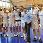 Antrenament pentru derby-ul de la Piteşti: Naţional Sighişoara – Voinţa Savini Due Sebeş 28-31 (12-15)