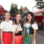 A început prima ediţie a Zilelor Cetăţii Mühlbach care se va desfăşura pe parcursul a trei zile la Sebeş