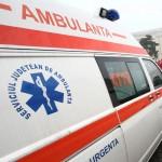 Un bărbat din Sebeș a scăpat cu viață după ce a încercat să se sinucidă aruncându-se de la etajul IV