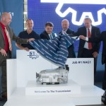 Daimler anunță că din 4 aprilie va începe producția cutiilor de viteză 9G Tronic la fabrica din Sebeș