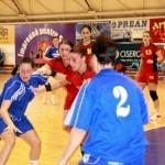 Mureşul Târgu Mureş a administrat prima înfrângere din acest sezon pentru HC Alba Sebeș