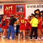 HC Alba Sebeş – CS Timişoara 41-29 (18-17)