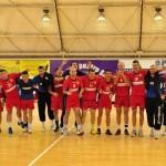 În meci amical: Voinţa Savini Due – Universitatea Transilvania Cluj 28-27 (17-14)