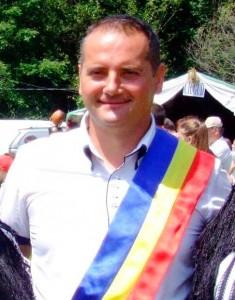 Nicolae Vasile Bogdan primar Rosia de Secas