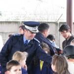 """Şcoala Gimnazială Şpring a fost ieri gazda campaniei naţionale """"Jandarmeria pe înţelesul tuturor"""""""