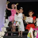 Tania Damian din Sebeș a ocupat locul II la Festivalul Internațional de dans sportiv de la Timișoara