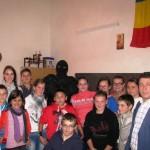 """Școala Gimnazială Săsciori a fost ieri gazda campaniei IJJ Alba """"Te vrem în siguranță"""""""