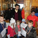 Rezultatele turneelor pentru copii și seniori din cadrul Cupei Moş Nicolae la şah desfășurate ieri la Sebeș