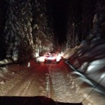 Două grupuri de turiști rămase blocate în Munții Șureanu salvate cu ajutorul jandarmilor montani