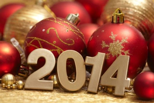anul nou 2014