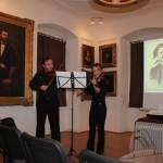 """Muzeul """"Ioan Raica"""" din Sebeş a găzduit manifestarea omagială """"110 ani Sava Henţia – un maestru al penelului"""""""