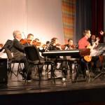 """Centrul Cultural """"Lucian Blaga"""" din Sebeş a fost gazda unui concert extraordinar al Orchestrei de Cameră a Judeţului Alba"""