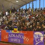 """HC Alba Sebeş, Cetate Deva şi HCM Rm. Vâlcea vor participa în acest weekend la un turneu de handbal în sala """"Florin Fleşeriu"""""""