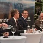 Premierul Victor Ponta despre investiția Daimler de la Sebeș și despre conlucrarea autorităților din Alba