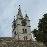 Biserica fortificată din Sebeș inclusă în traseul turistic al Bisericilor fortificate din Transilvania