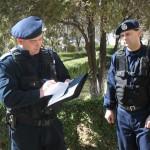 Bărbat din Sebeș sancționat contravențional de jandarmi după ce și-a amenințat soția cu bătaia