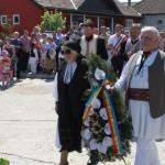"""Manifestări culturale, artistice, parade populare și spectacol folcloric la """"Fii Satului"""" din Sebeșel"""