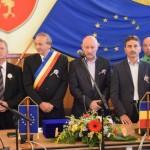 Trei distincții de cetățean de onoare decernate în deschiderea Zilelor Sebeșului