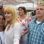 Președintele PMP, Elena Udrea a participat la Zilele Sebeșului