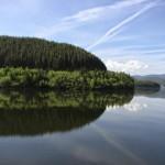 De 4 ani, în Lacul Oaşa nu s-a mai acumulat atât de multă apă