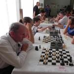 Open Șah Alba: Ovidiu Lupu obţine o nouă victorie de etapă la Sebeş
