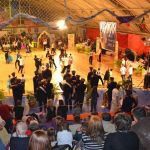 Peste 300 de perechi prezente în Sala de Sport Florin Fleşeriu cu ocazia primei ediţii a Cupei Sebeşului la dans sportiv