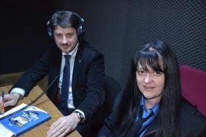 Adrian Teban la radio Unirea FM