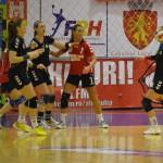"""Debut cu dreptul pentru HC AlbaSebeș la turneul care se desfășoară în aceste zile în Sala """"Florin Fleşeriu"""""""
