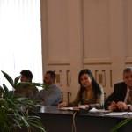 """Autoritățile """"lăsate în șah"""" de reprezentanții ONG-urilor, la prima confruntare în cazul Kronospan desfășurată la Prefectura Alba"""