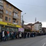 """Sub deviza """"Opriți poluarea în Sebeș"""" mâine va avea loc un nou miting împotriva Kronospan"""