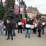 Nouă manifestație de protest împotriva poluării la Sebeș. De duminica viitoare protestele se mută la Alba Iulia
