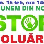 Un nou protest anti poluare va avea loc mâine la Sebeș