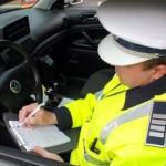 Tânăr de 27 de ani din Sebeș surprins de polițiștii rutieri din Alba Iulia conducând un autoturism cu numere de înmatriculare expirate