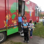 Campanie de strângere de cărți pentru biblioteca Școlii gimnaziale din Gârbova de Sebeș