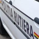 Tânăr de 23 de ani din județul Prahova surprins de polițiștii rutieri din Sebeș conducând fără permis, pe strada Lucian Blaga din municipiu