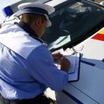 Bărbat de 50 de ani din Șpring surprins de polițiștii rutieri din Alba Iulia conducând fără permis pe raza localității Straja